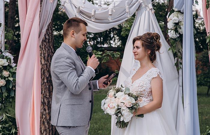 summer-wedding-ceremony-bride-groom-say