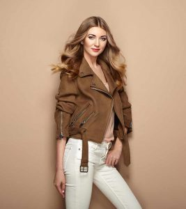 10 Best Brown Leather Jackets For Women – 2021 Update
