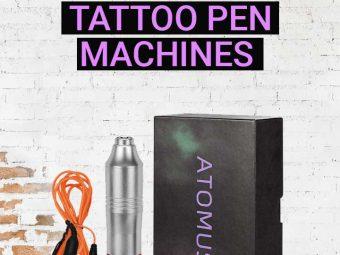 10 Best Tattoo Pen Machines In 2021