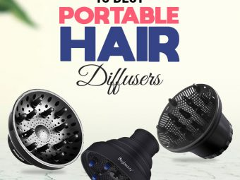 11 Best Portable Hair Diffusers For Travelling Of 2021