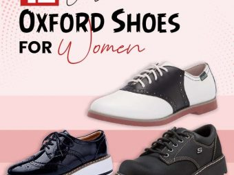 12 Best Oxford Shoes For Women In 2021