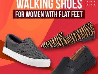 12 Best Walking Shoes For Women With Flat Feet