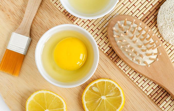 Egg-And-Aloe-Vera