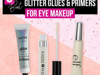 6 Best Drugstore Glitter Glues And Primers For Eye Makeup – 2021 Update