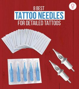 8 Best Tattoo Needles For Detailed Tattoos