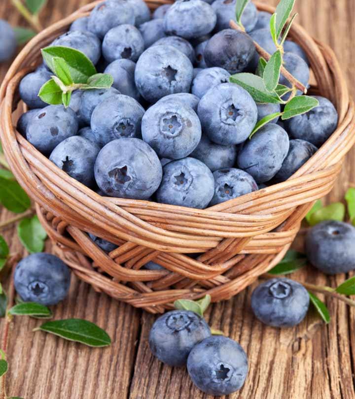 8 Best Ways Blueberries Benefit Your Health