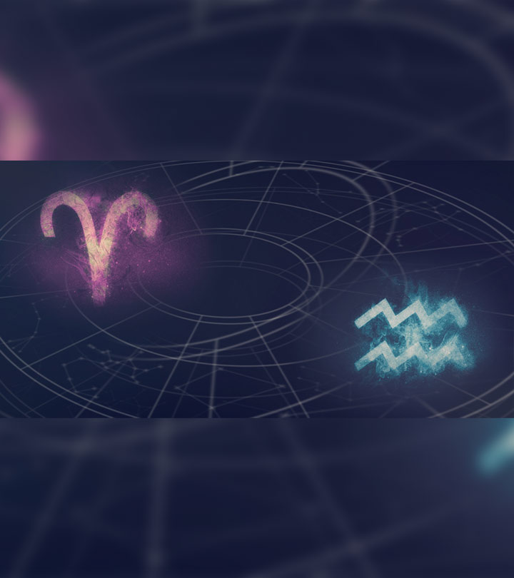 Aries And Aquarius Compatibility: For A Harmonious Relationship