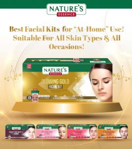 """Best Facial Kits for """"At-Home"""" Use!Suitable For All Skin Types & All Occasions!"""