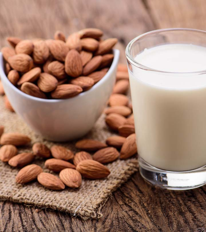 Health Benefits Of Almond Milk You Should Know About