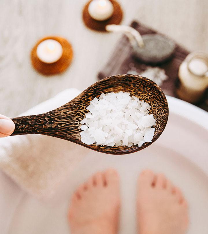नमक के पानी से नहाने के फायदे और नुकसान – Salt Water Bath Benefits And Side Effects In Hindi