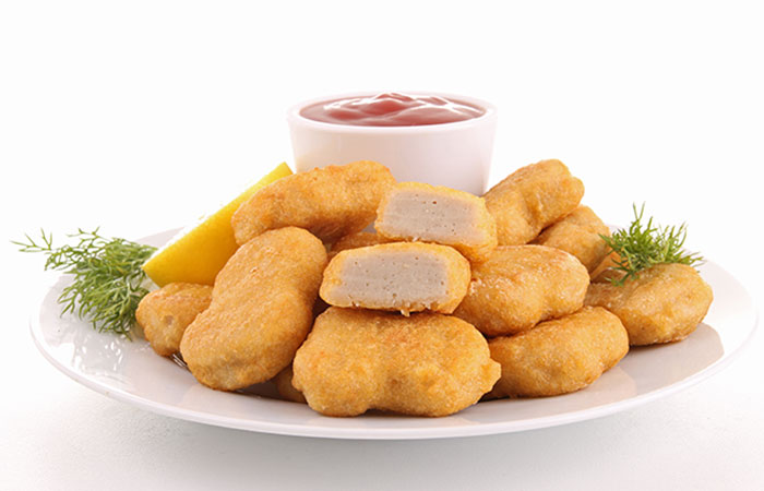Steaky Nuggets