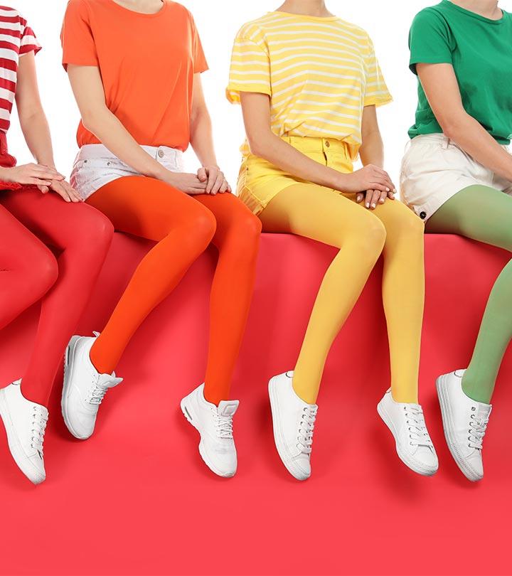 13 Best Seamless Leggings That Redefine Comfort