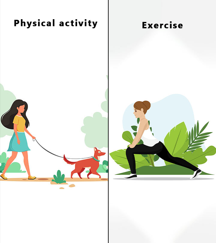 What Is The Difference Between Physical Activity And Exercise?